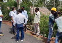 Bhadrak collecteor visit