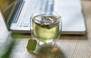 green tea face spray