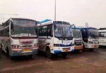 Bus-kolkata bus