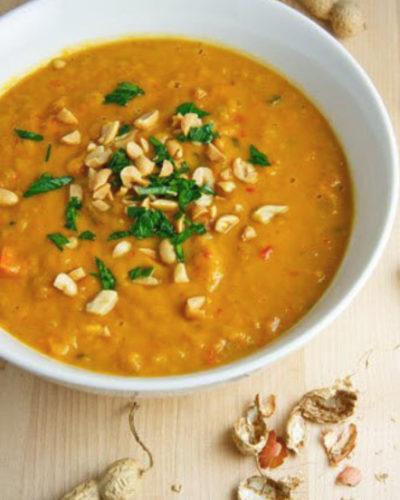peanut butter soup-2